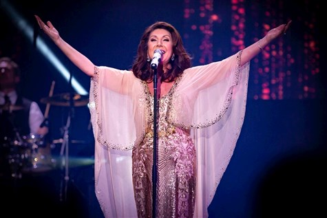 Jane McDonald,.  The Arena,  Birmingham